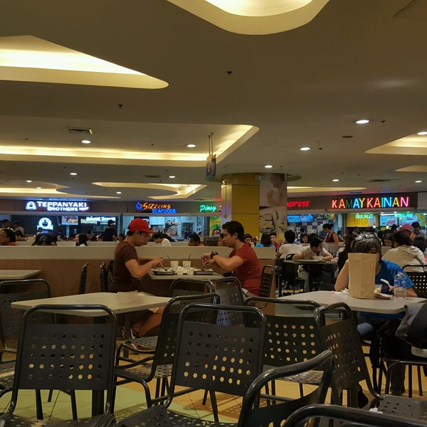 Photo taken at SM Food Court by Michael Charlie on 7/31/2016