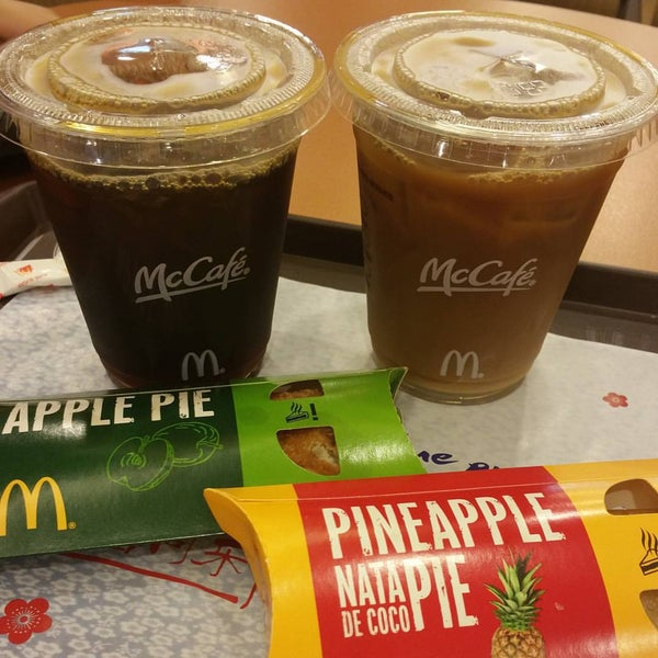 Photo taken at McDonald's / McCafé by Anna Marie G. on 1/12/2016