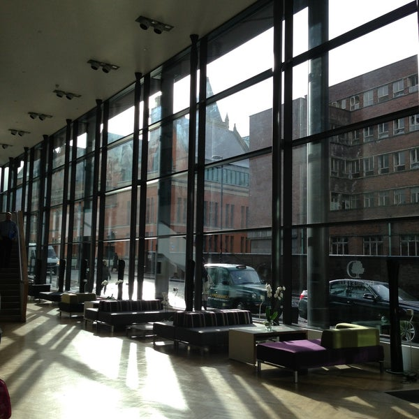 Doubletree By Hilton Hotel Manchester Piccadilly City