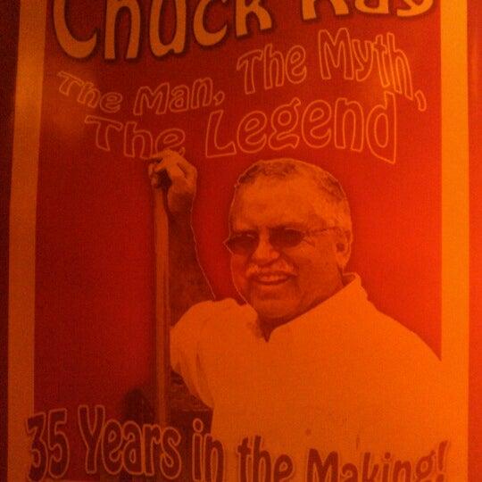 Photo taken at Kreis' Steakhouse by joshua on 12/14/2012