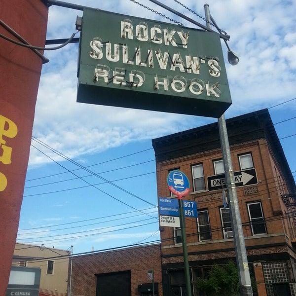 Photo taken at Rocky Sullivan's by Dana P. on 9/7/2013