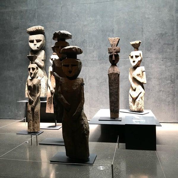 Foto tirada no(a) Museo Chileno de Arte Precolombino por Cristian M. em 11/17/2017