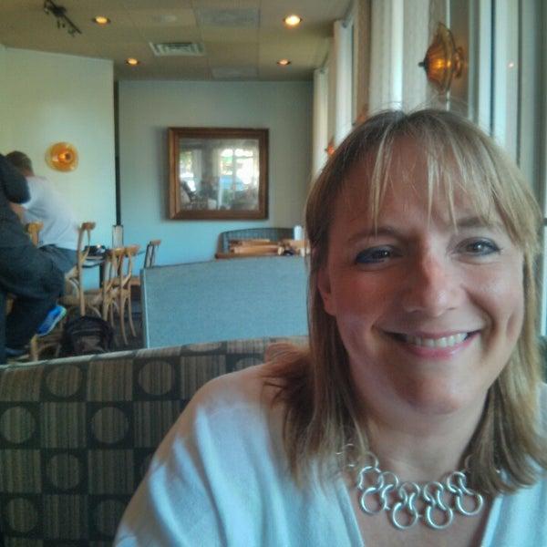 Photo taken at MOSAIC Restaurant Charleston by Alfredo S. on 6/21/2013