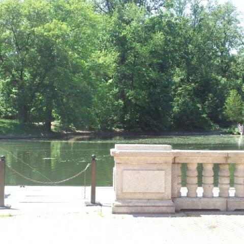 Photo taken at Prospect Park Boathouse & Audubon Center by Ashley C. on 5/27/2013