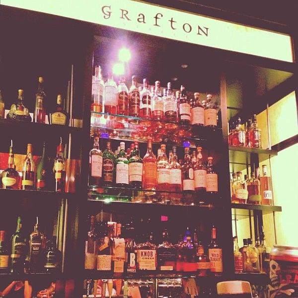 Photo taken at Grafton Street Pub by Natalia Q. on 11/18/2012