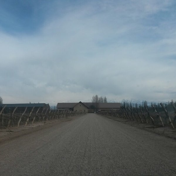 Photo taken at Dominio del Plata Winery by Don Cafre on 9/1/2014