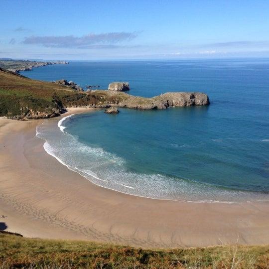 Playa de Torimbia - Niembro, Asturias