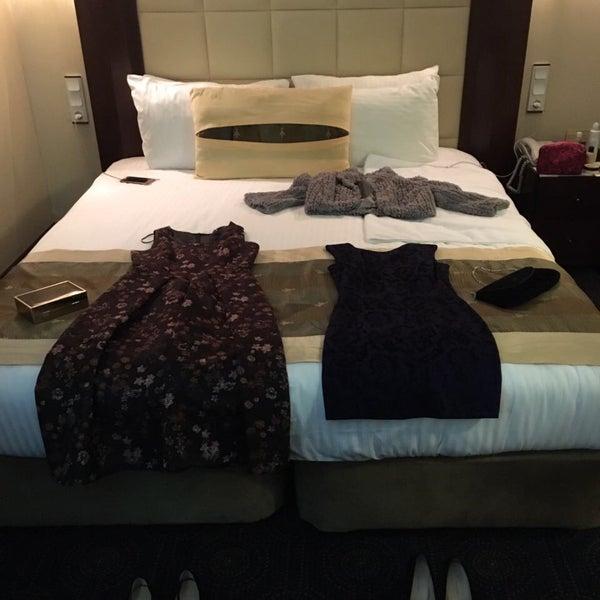12/31/2016 tarihinde Zeynep Ç.ziyaretçi tarafından CK Farabi Hotel'de çekilen fotoğraf