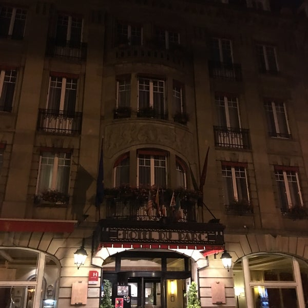 Hotel Du Parc Mulhouse France