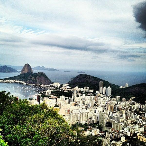 Photo taken at Rio de Janeiro by Carol T. on 4/3/2013