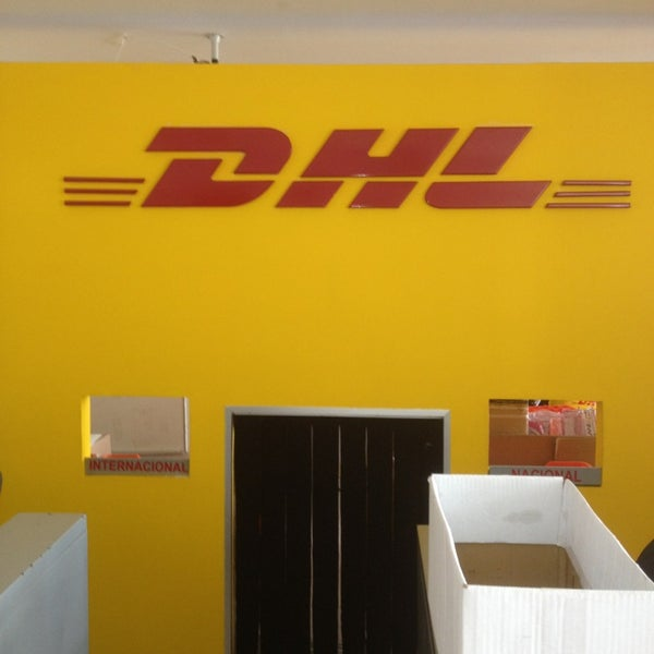 Dhl express correo for Oficinas de dhl