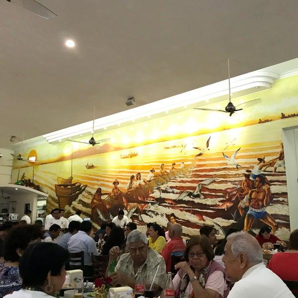 Photo taken at Restaurante Hnos. Hidalgo Carrion by Jorge E. on 12/28/2017