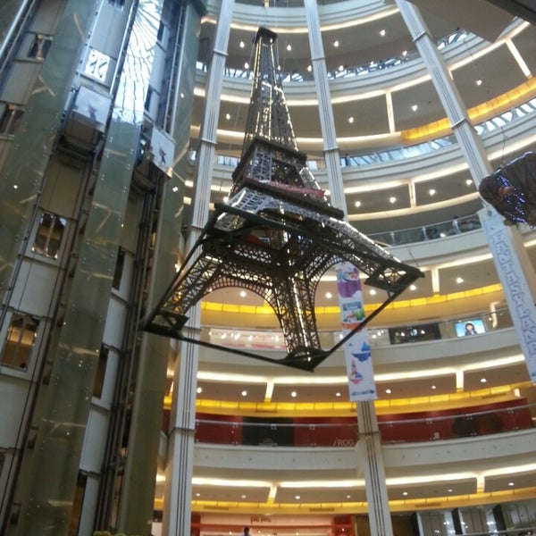 Photo taken at Pacific Place by Eric.SON on 6/6/2013