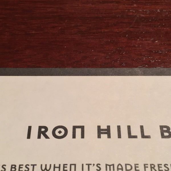 Photo taken at Iron Hill Brewery & Restaurant by Jason K. on 8/27/2017