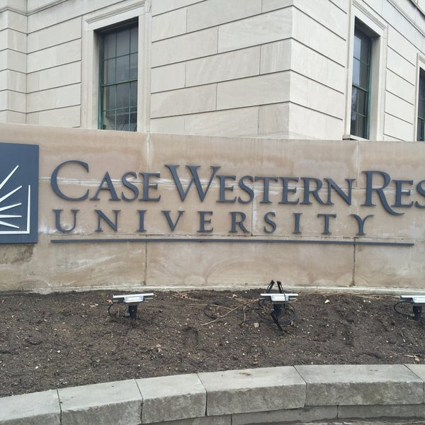 Photo taken at Case Western Reserve University by Jason K. on 2/26/2016