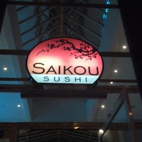 รูปภาพถ่ายที่ Saikou Sushi โดย Maike S. เมื่อ 4/20/2014