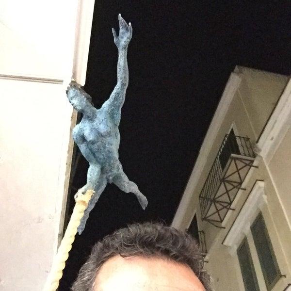 Photo taken at Quisisana Grand Hotel by Antonio L. on 10/16/2015