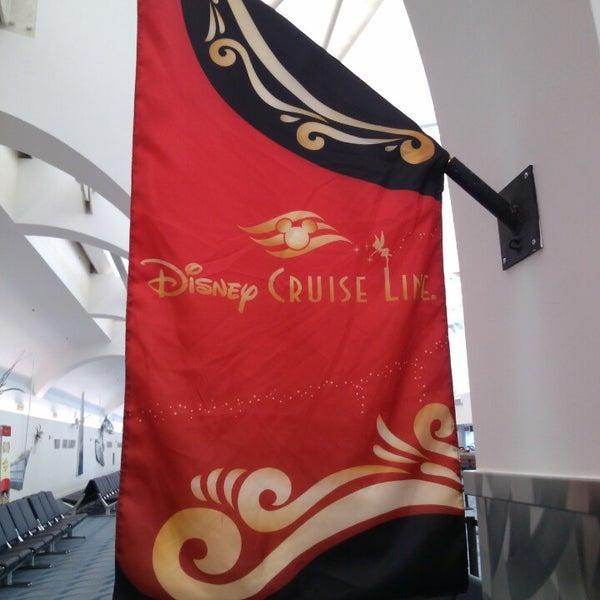 Miami Cruise Terminal: Disney Cruise Line Terminal