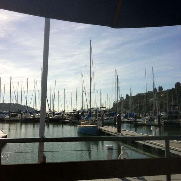 Photo taken at San Francisco Yacht Club by Frank T. on 3/23/2013