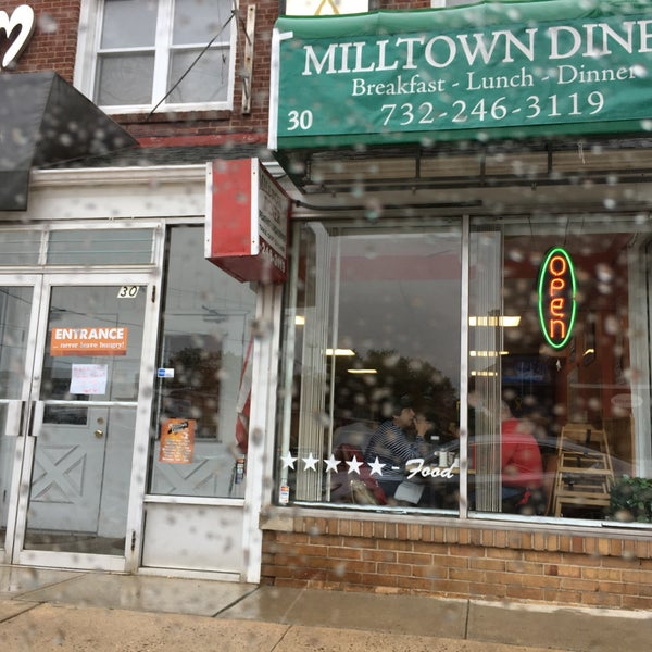 Photo taken at Milltown Diner by Andrey Y. on 5/13/2017
