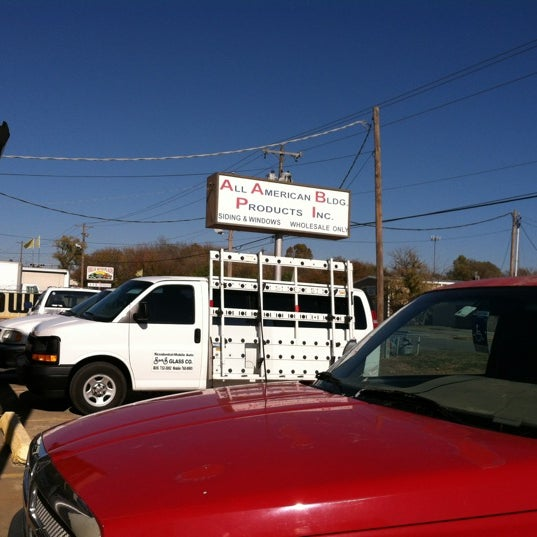 Photo Taken At All American Building Supply Inc By Michael C On 11 15
