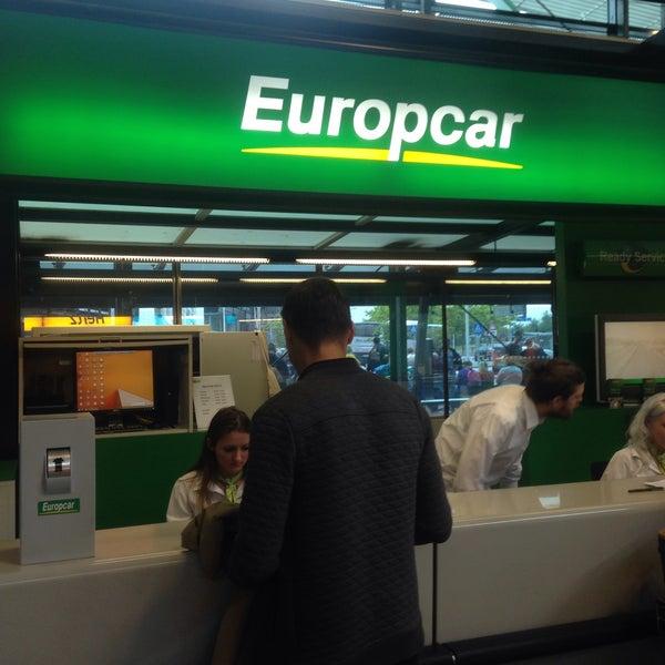 Photos At Europcar Schiphol Airport
