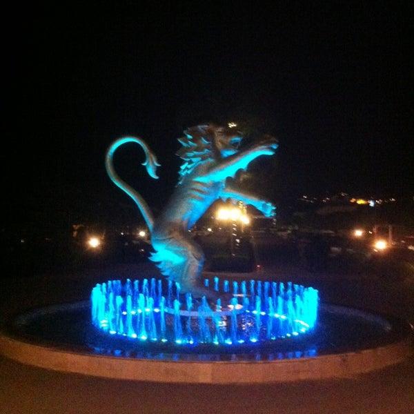 2/13/2013 tarihinde Mehmet G.ziyaretçi tarafından Cratos Premium Hotel & Casino'de çekilen fotoğraf