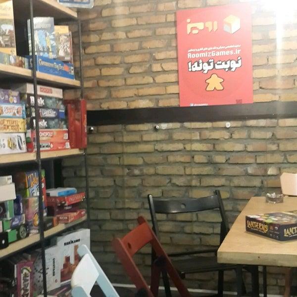 Photo taken at Board Café by Mostafa R. on 5/9/2017