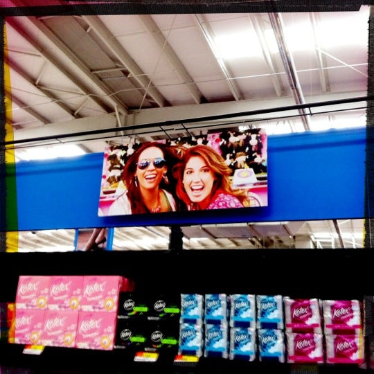 Photo taken at Walmart by Ventolin on 10/28/2012