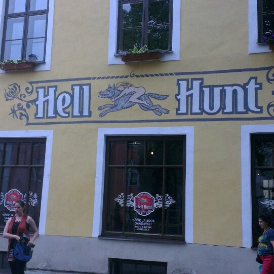 Photo taken at Hell Hunt by Max Z. on 6/22/2013