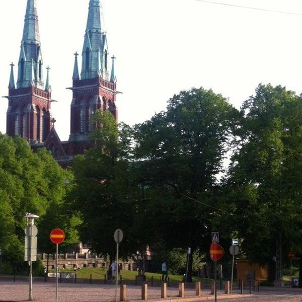 Photo taken at Latva by Pekka P. on 6/1/2013