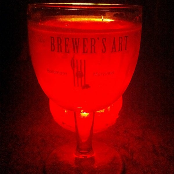 Photo taken at The Brewer's Art by Steve L. on 10/31/2012