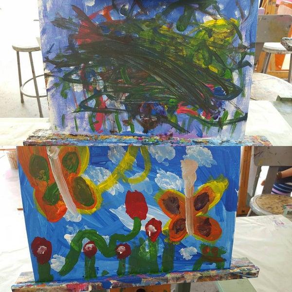Paint lab art gallery in santa monica for Cox paint santa monica