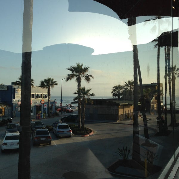 Photo taken at Firehouse Pacific Beach by Dylan P. on 5/11/2013