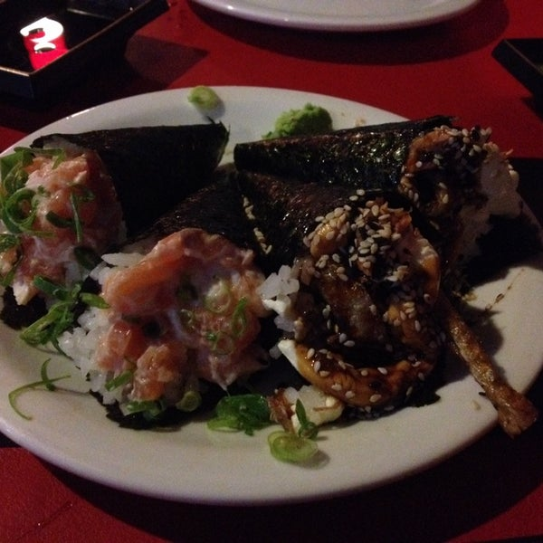Foto tirada no(a) Hachi Japonese Food por Pedro Augusto P. em 4/17/2014