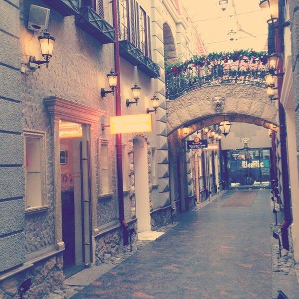 Снимок сделан в Golden Garden Boutique Hotel пользователем Лилу Б. 12/31/2012