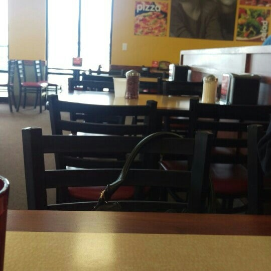 Photo taken at Cicis by Chrisito on 3/15/2016