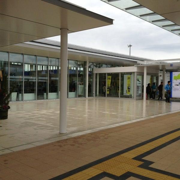 12/30/2012にYoshiharu H.が岩国錦帯橋空港 / 岩国飛行場 (IWK)で撮った写真