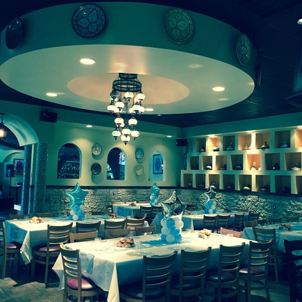 photo taken at jerusalem mediterranean restaurant and bar by anna g on 623