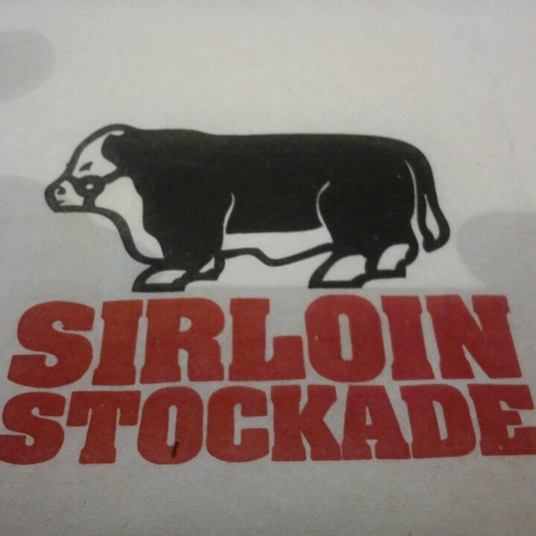 Photo taken at Sirloin Stockade Plaza Loreto by Andres P. on 5/11/2013