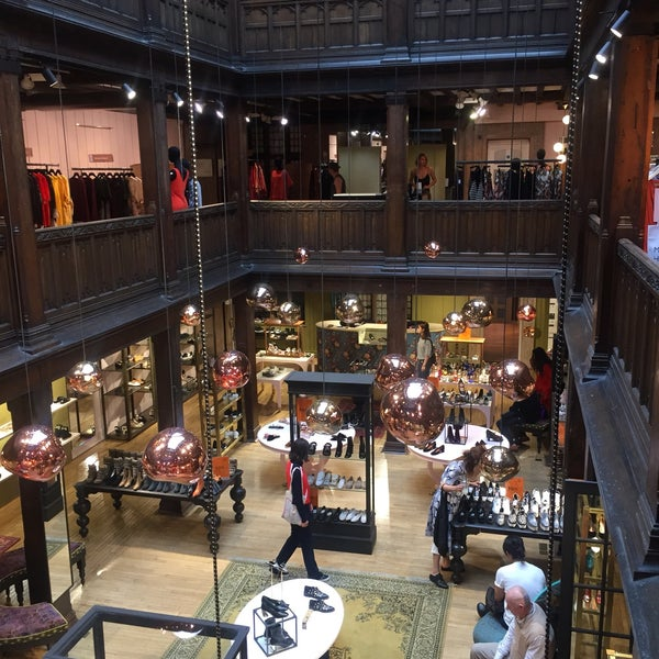 Photo taken at Liberty of London by Kris S. on 7/1/2017