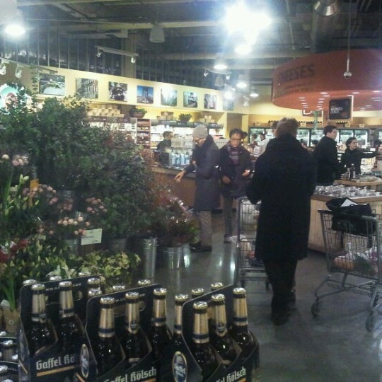 Photo taken at Whole Foods Market by Alexander N. on 12/30/2012