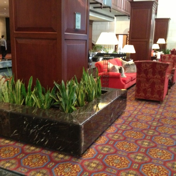 Photo taken at The Worthington Renaissance Fort Worth Hotel by Jeff G. on 2/13/2013