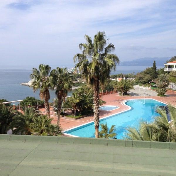 2/16/2013 tarihinde Gökhan Ö.ziyaretçi tarafından Pine Bay Holiday Resort'de çekilen fotoğraf