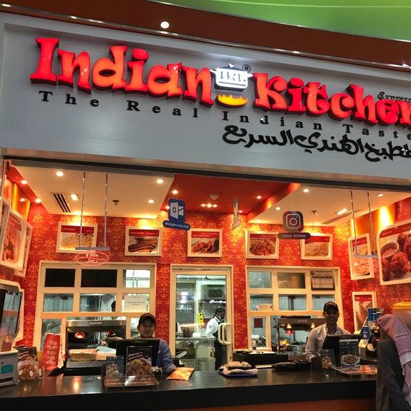 Photo taken at Indian Kitchen Express by Abdullah H. on 11/25/2017