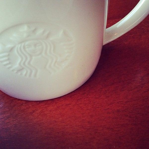 Photo taken at Starbucks by Vera M. on 10/26/2013