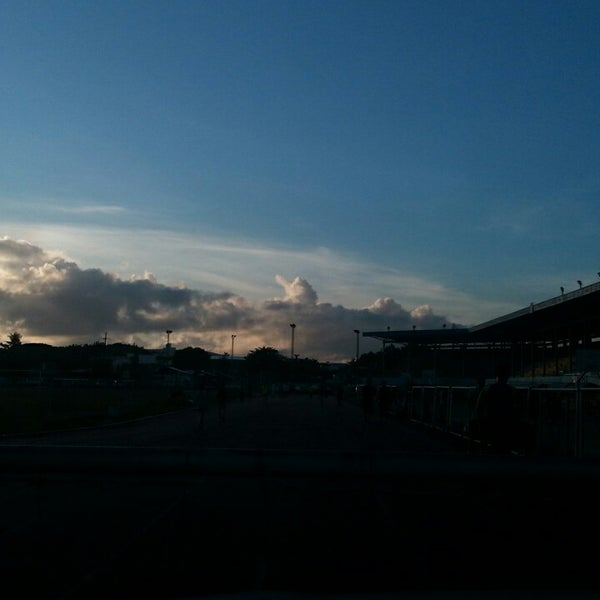 Photo taken at Iloilo Sports Complex by Misael B. on 11/9/2014
