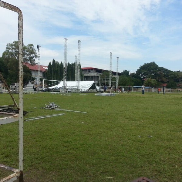 Photo taken at Iloilo Sports Complex by Misael B. on 10/16/2013