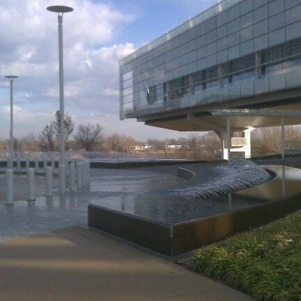 Foto tomada en William J. Clinton Presidential Center and Park por John K. el 12/17/2012
