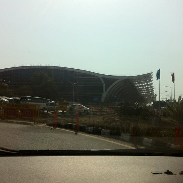 Photo taken at Goa International Airport / Dabolim Airport (GOI) by Виктор П. on 2/24/2013